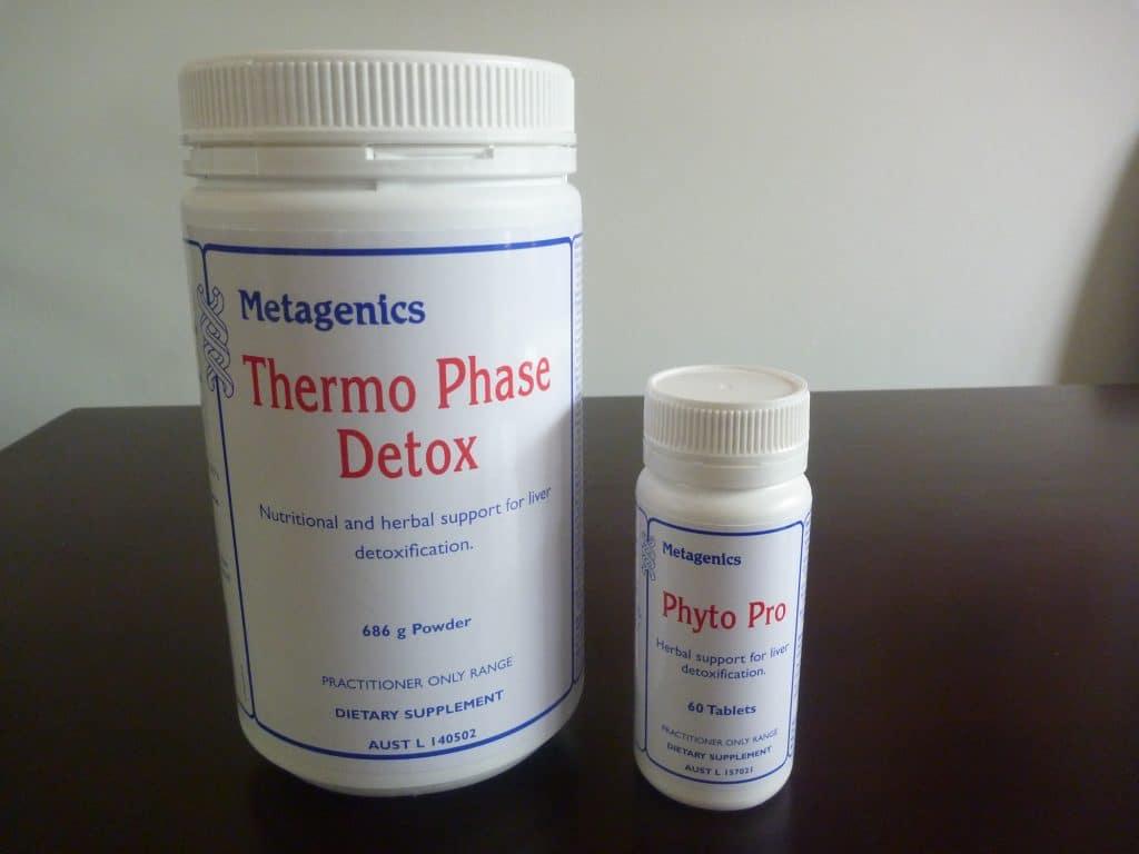 Metagenics Liver Detox