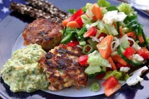 Thai Inspired Fish Cakes