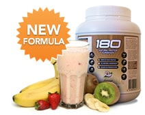 180 Natural Protein Superfood New Formula
