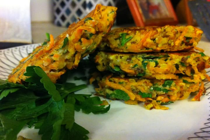 Healthy High Protein Hash Browns