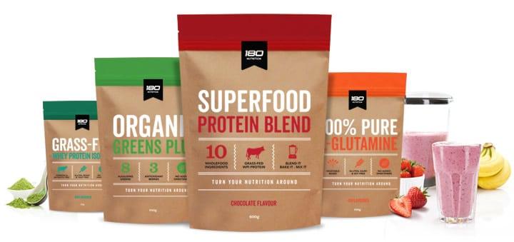180 Nutrition Sales Agent Program