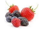 add berries to your yogurt