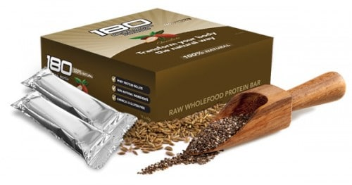 natural protein bars