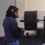 Snatch the crossfit monkey