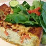 healthy recipes ricotta tart