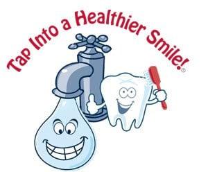 fluoride tap water