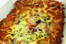 Healthy Pizza Recipe