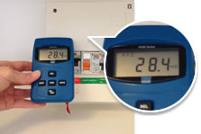 emr meter reading fusebox