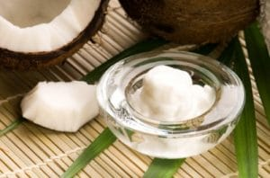 coconut oil for weight loss