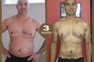 body transformation Archie Basil