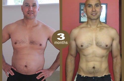 body transformation Archie Basil