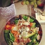 Favourite salad recipe