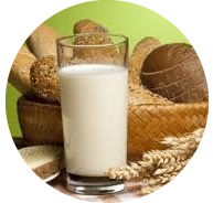 wheat and dairy intolerence