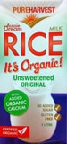 milk alternatives rice milk