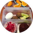 healthy kids lunchbox monday