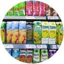health food fruit juices