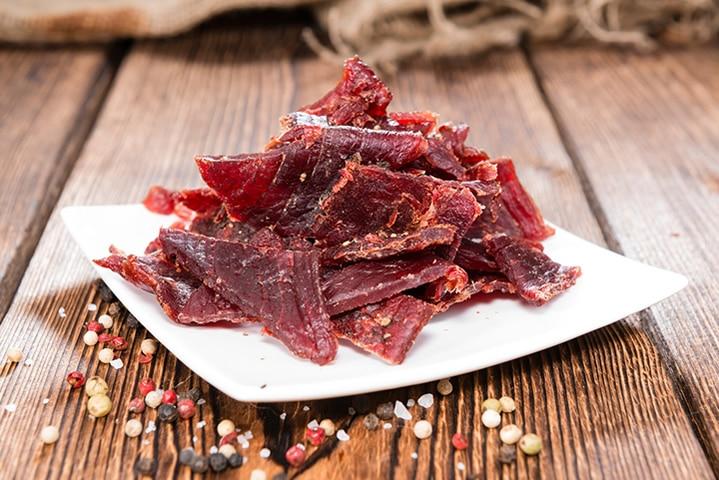 Homemade Paleo Beef Jerky