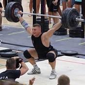 Chad Mackay CrossFit