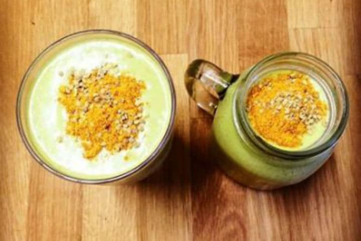 GINGER SNAP SMOOTHIE RECIPE