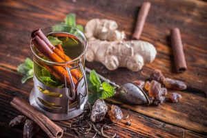 best herbs and spices for cold and flu