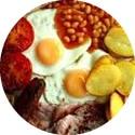 cooked breakfast healthy breakfast