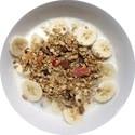 museli healthy breakfast