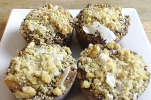 healthy_recipes walnut tahini muffins