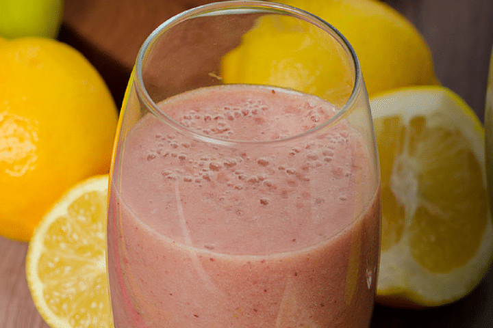 Wellness meal replacement smoothie