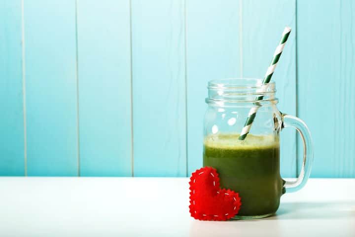 2 minute morning cleanse greens powder