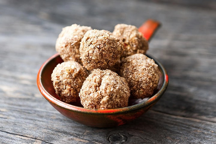dateless protein balls
