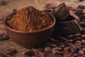 health benefits dark chocolate