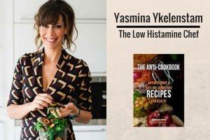 low histamine chef yasmina ykelenstam