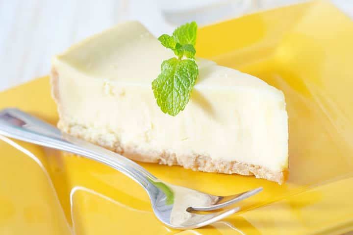 Coconut Maca Cheesecake