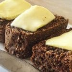 quinoa walnut healthy bread recipe