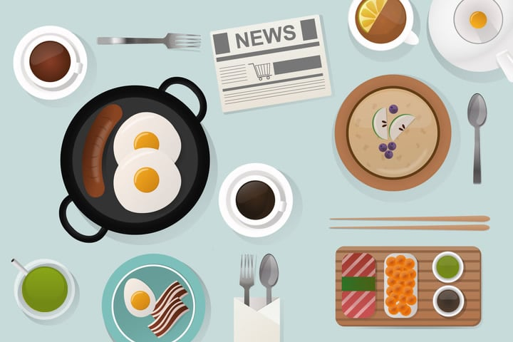 Breakfast Ideas: How to keep it simple, quick and healthy