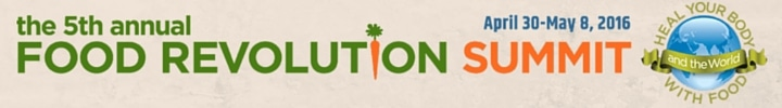 food revolution summit 2016