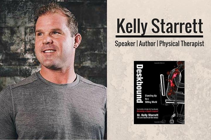 Kelly Starrett Deskbound