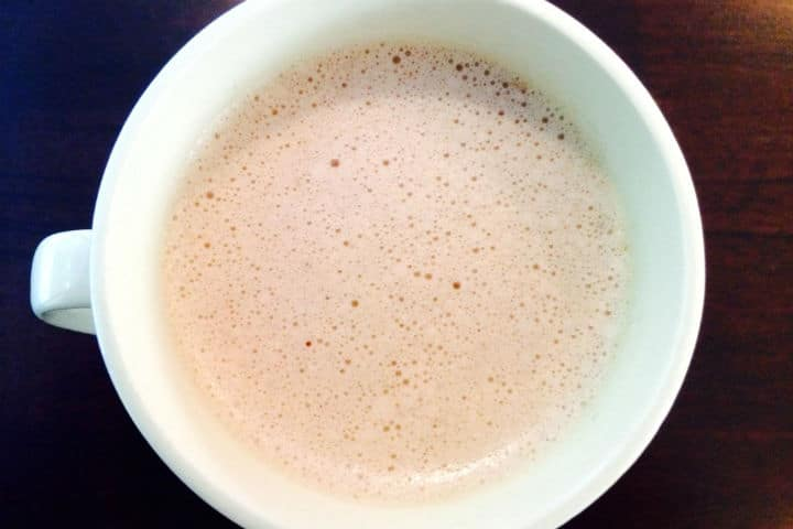 Paleo Protein Hot Chocolate
