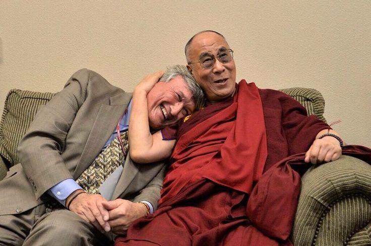james doty & Dalai Lama