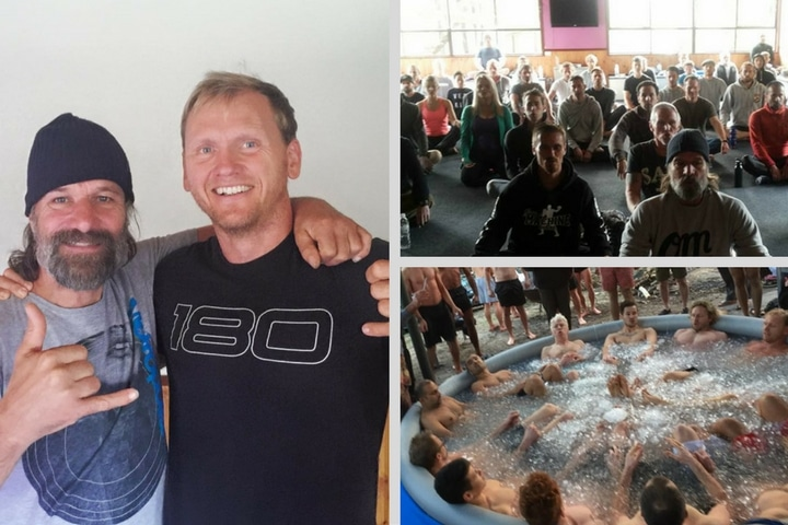 wim hof retreat australia
