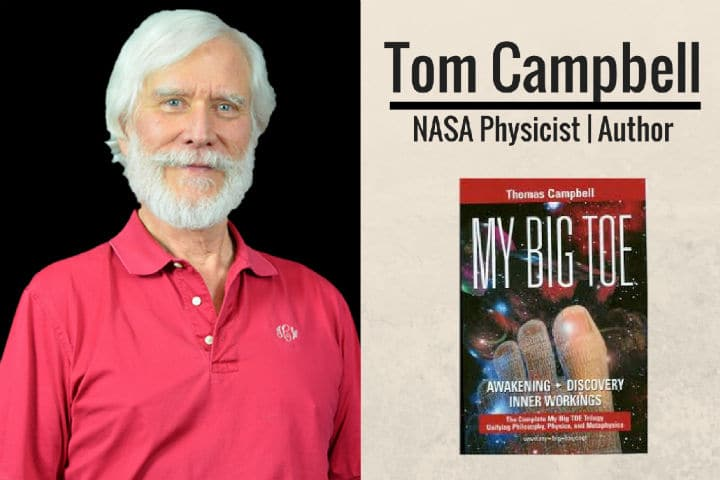 Tom Campbell Interview