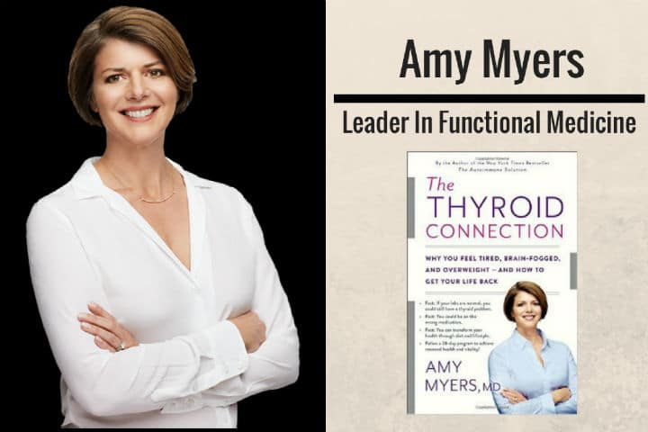 Amy Myers Interview