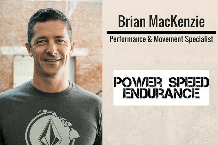 Brian Mackenzie: Pushing All Boundaries Of Health & Wellness