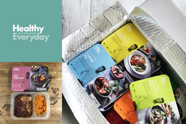 Pete Evans Healthy Everyday - Ready Made Meals Review
