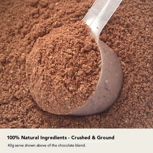 180 Nutrition Chocolate Superfood Serving