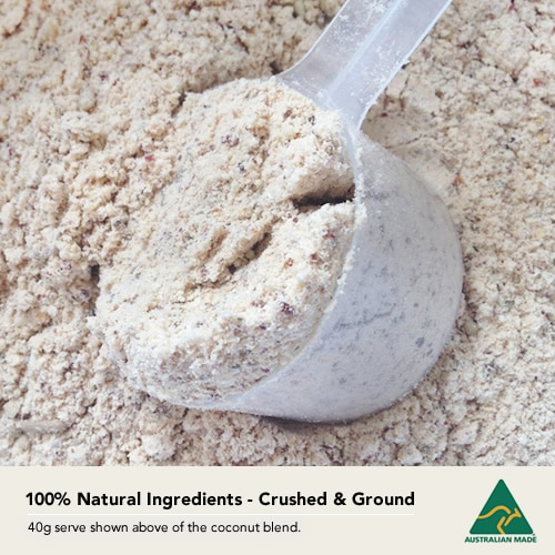 Superfood Protein Blend Coconut Serve
