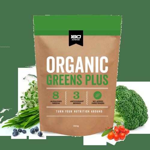 Organic Greens Plus