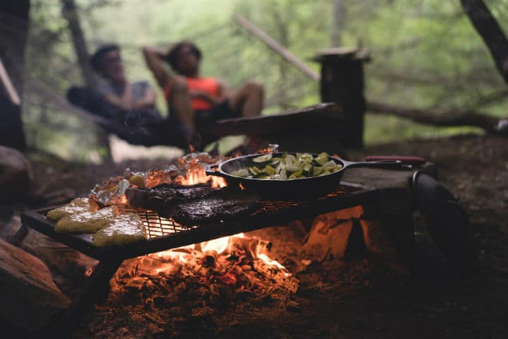 Nutritional Tips For Healthy Happy Campers