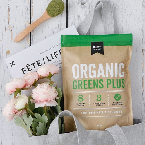 Organic Greens Plus Bag