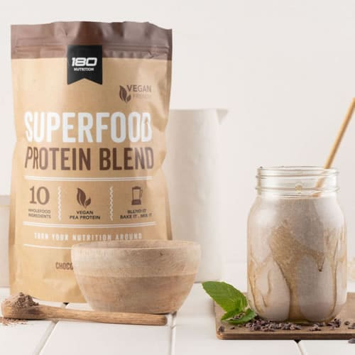 superfood smoothie vegan